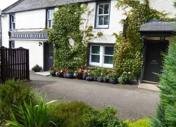 Thumbnail Hotel/guest house for sale in Marykirk, Aberdeenshire