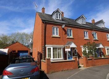 Thumbnail 4 bed end terrace house to rent in St. James Way, Tiverton
