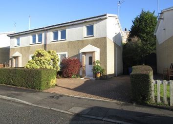 Thumbnail 3 bed semi-detached house to rent in Robert Burns Avenue, Clydebank
