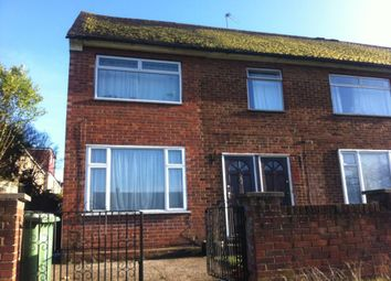 Thumbnail 3 bed flat to rent in Courtenay Avenue, Harrow, Middx