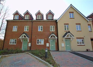 Thumbnail 3 bed terraced house for sale in Barn Lane, Hazlemere, High Wycombe