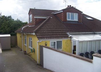 Thumbnail 2 bed bungalow to rent in The Crescent, Lympsham, Weston-Super-Mare