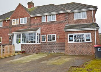 4 bed semi-detached house for sale in Marsh Lane, Water Orton, Birmingham B46