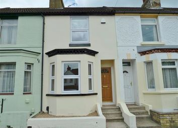 Thumbnail 2 bed terraced house to rent in Glenfield Road, Dover