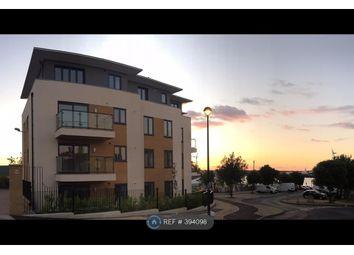Thumbnail 2 bed flat to rent in Burch Road, Northfleet