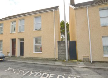 Thumbnail 3 bedroom end terrace house for sale in Upper Inkerman Street, Llanelli