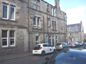 Thumbnail 1 bed flat to rent in Alexandra Street Dunfermline, Dunfermline