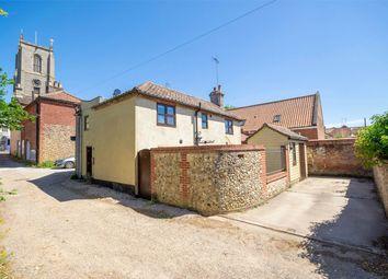 Thumbnail 3 bed semi-detached house for sale in Oak Street, Fakenham