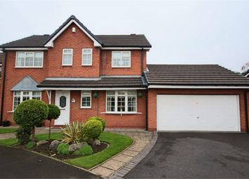 Thumbnail 4 bed detached house for sale in Harts Farm Mews, Leigh, Lancashire