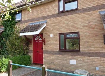 Thumbnail 1 bed terraced house to rent in Sorrell Walk, Martlesham Heath, Ipswich