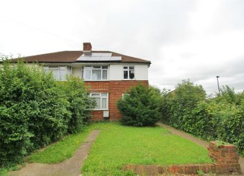 Thumbnail 2 bedroom maisonette for sale in Camberley Avenue, Enfield