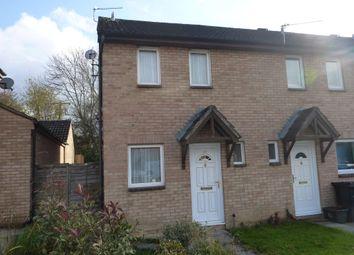 Thumbnail 2 bed end terrace house for sale in Danvers Mead, Pewsham, Chippenham