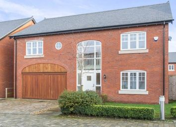Thumbnail 4 bed property to rent in Meadowside, Smallwood, Sandbach