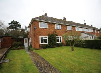 Thumbnail End terrace house for sale in Oaklands, Chippenham