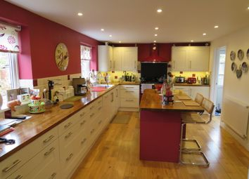 Thumbnail 4 bedroom detached house for sale in Abbey Road, Sheringham