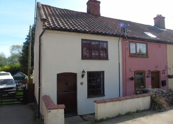 Thumbnail 2 bedroom terraced house to rent in Stowmarket Road, Great Blakenham