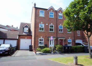 Thumbnail 4 bed semi-detached house for sale in Ratcliffe Avenue, Birmingham