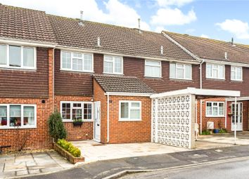 Thumbnail 3 bed terraced house for sale in Savernake Court, Marlborough, Wiltshire