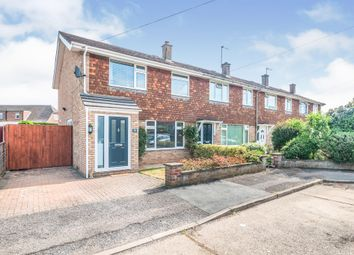 Thumbnail 3 bed end terrace house for sale in Lynden Close, Holyport, Maidenhead
