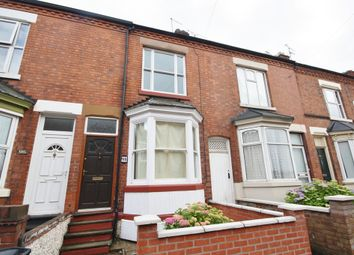 Thumbnail 4 bedroom terraced house to rent in Knighton Fields Road East, Knighton Fields, Leicester