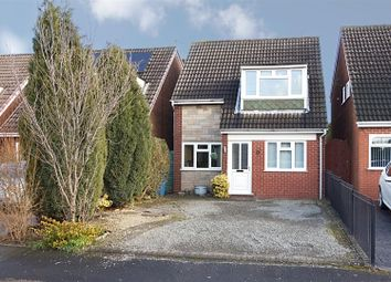 Thumbnail 3 bed detached house to rent in Cherrington Drive, Cheslyn Hay, Walsall