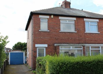Thumbnail 2 bed semi-detached house for sale in Broomhill Avenue, Knottingley