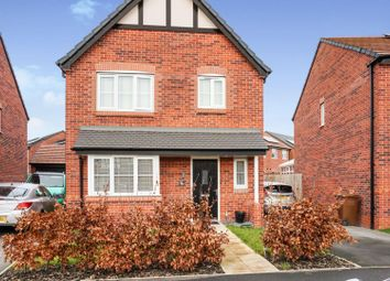 Thumbnail 3 bed detached house for sale in Maxy House Road, Preston