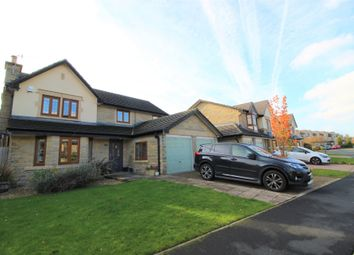 Thumbnail 4 bed detached house for sale in Scotty Brook Crescent, Glossop