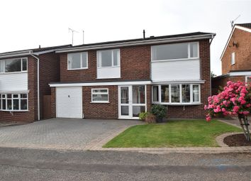 The Heights, Worcester, Worcestershire WR5. 4 bed detached house
