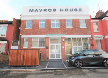 Thumbnail 2 bed flat to rent in Hermitage Road, Haringey