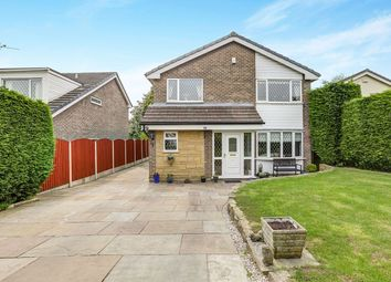Thumbnail 4 bed detached house for sale in Shearwater Road, Offerton, Stockport