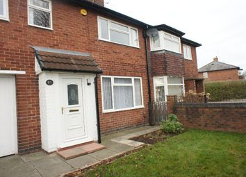 Thumbnail 3 bed terraced house to rent in Poplars Avenue, Warrington