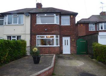 Thumbnail 3 bed semi-detached house for sale in Willowbridge Lane, Sutton-In-Ashfield, Nottinghamshire