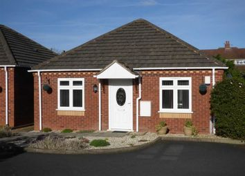 Thumbnail 2 bedroom detached bungalow for sale in Edwards Croft, Cannock, Staffordshire