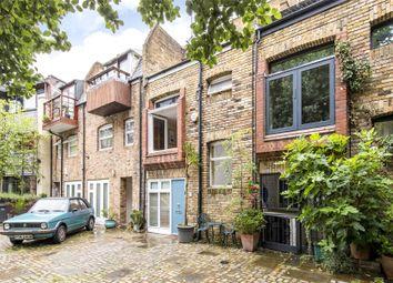 Thumbnail 3 bedroom terraced house for sale in Eglon Mews, Primrose Hill, London