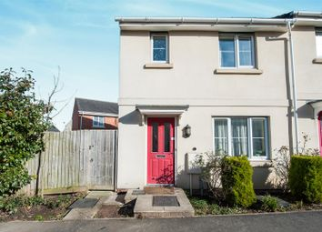 Thumbnail 3 bed end terrace house for sale in Clearwell Gardens, Cheltenham
