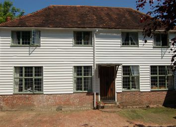Thumbnail 3 bedroom detached house to rent in High Street, Hawkhurst, Cranbrook