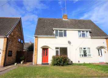 Thumbnail 2 bed semi-detached house for sale in Russells Hall Road, Dudley