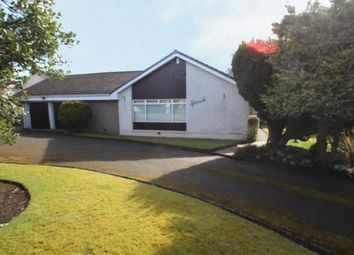 Thumbnail 4 bed bungalow for sale in Brownsburn Road, Airdrie, North Lanarkshire