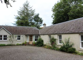 Thumbnail 3 bed cottage to rent in Burnside Cottage Norrieston, Thornhill