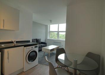 Thumbnail 1 bed flat to rent in Camden House, 2 Grey Street, Ashton-Under-Lyne, Lancashire