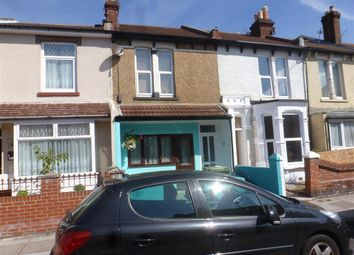 Thumbnail 2 bed flat for sale in Chichester Road, North End, Portsmouth, Hampshire