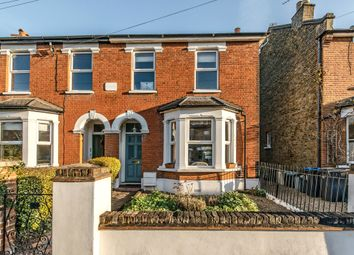 Thumbnail 4 bed semi-detached house for sale in Ellerton Road, Surbiton