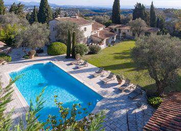 Thumbnail 7 bed property for sale in Tourrettes-Sur-Loup, Alpes Maritimes, Provence Alpes Cote D'azur, 06140