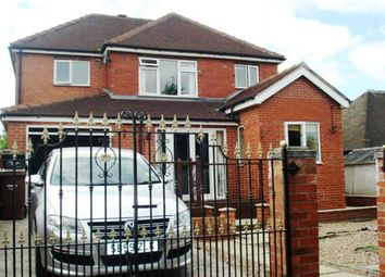 Thumbnail 4 bed detached house for sale in Belle Isle Drive, Wakefield