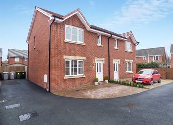 Thumbnail 3 bed detached house for sale in Pembroke Place, Middlewich, Cheshire