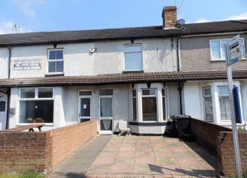 Thumbnail 3 bedroom terraced house for sale in Cheney Manor Road, Swindon