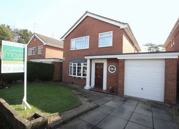 Thumbnail 4 bed detached house for sale in Buerton Close, Prenton, Wirral