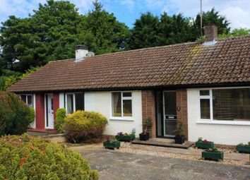 Thumbnail 2 bed bungalow for sale in Lime Grove, Linslade