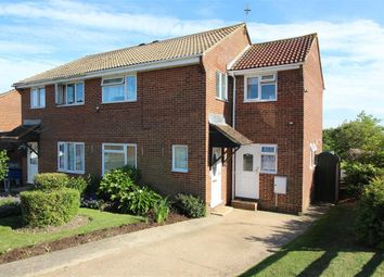 Thumbnail 4 bed semi-detached house for sale in Fern Close, Eastbourne